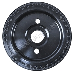 Stock-Size Equalizer Pulley with Degree Ring