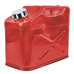 Jerry Can Galvanized Steel 2.5 Gallons