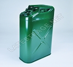Jerry Can Galvanized Steel Military Style G