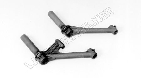 Trailing Arms Long Travel 4x1 Thru Rods Coil Over