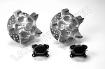 Econo Front Disc Brakes Kit for Combo Spindle