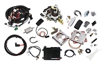 Avenger 2bbl EFI Throttle Body Fuel Injection Systems