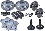 5-Lug Micro Stub Brake Kit