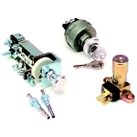 Headlight Door Jamb Dimmer Ignition Switch Kit