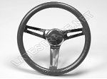 12-1/2 Inch Metal Flake Steering Wheel