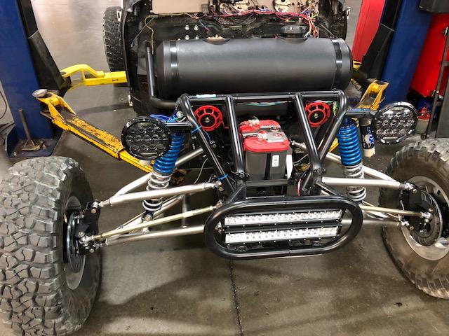 A-Arm Conversion Kit Long Travel Beam Car Conversion or Mini Rail