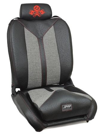 RallyVenture Recliner Suspension Seat