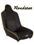 Roadster High Back Suspension Seat