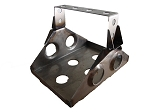 Optima Battery Box Upright Mount Mild Steel