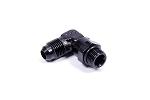 Male -6AN to -6AN ORB Flare End 90 Degree Elbow Fitting