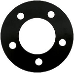 5x5 Wheel Spacers 1/8 Thick
