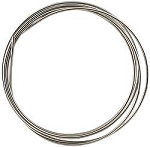 Stainless Steel Fuel Line Coil 20-ft x 5/16 Inch