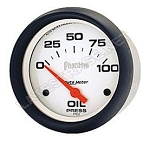 Oil Pressure Gauge 0-100 psi