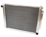 1967-69 Camaro Crossflow Series Aluminum Radiators