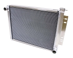 1960-88 Mopar Crossflow Series Aluminum Radiators
