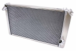 1969-82 Corvette SBC Crossflow Series Aluminum Radiators