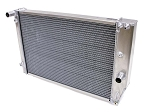 1997-04 Corvette Crossflow Series Aluminum Radiators