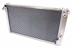 1969-82 Corvette Crossflow Series Aluminum Radiators