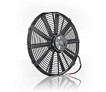 16-Inch Straight Blade Qualifier Pusher Fan