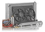 1968-77 GM A-Body Complete Crossflow Radiator Module Systems
