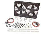 11-Inch High Torque Dual Shrouded Puller Fan Kit