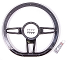 14-Inch D-Shaped Formula Select Edition Steering Wheels