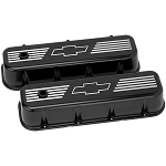Chevy BB Bow Tie Tall Aluminum Valve Covers