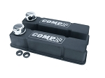 SBC Cast Aluminum Valve Covers with Comp Cams Logo