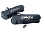 BBC Cast Aluminum Valve Covers with Comp Cams Logo