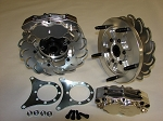 5-Lug Rear Disc Brakes Conversion Kit Short Axle VW Type-1