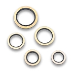 Dowty Seal Washers 3/16 ID 2-pc
