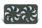 12-1/8 Inch Reversible X-Treme Dual Electric S-Blade Fan and Control
