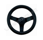 "Grant Black 10"" Steering wheel"