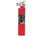 2.5 lb HalGuard Clean Agent Fire Extinguisher