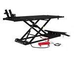 XLT Motorcycle Lift with 1500-lb Capacity Black
