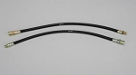 1954-64 Bug/Ghia Flexible Front Brake Hose Kit 480mm