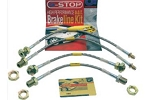 1954-79 Bug/Ghia Stainless Steel Brake Hoses