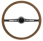 1960-71 Wheelskins Leather Steering Wheel Cover