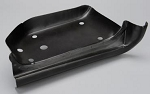 1980-92 Vanagon Front Fender Step Section LH 14x8