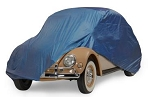Basic Blue Car Cover Beetle