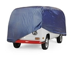 1950-79 VW Bus Basic Blue Car Cover