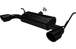2007 Jeep Wrangler 3.6L Performance Axle-Back Exhaust Systems