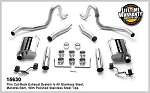 1987-93 Ford Mustang LX 5.0L Performance Cat-Back Exhaust Systems