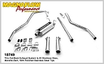 1997-03 F150 4.6L/5.4L Performance Truck Cat-Back Exhaust Systems