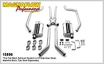 1967-69 GM F-Body Dual Exhaust Kit
