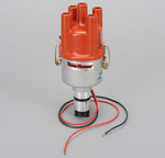 Flame Thrower Mechanical Advance 6-Volt Distributor