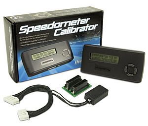 2006-13 GM Speedometer Calibrator