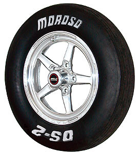 DS-2 Front Drag Tires