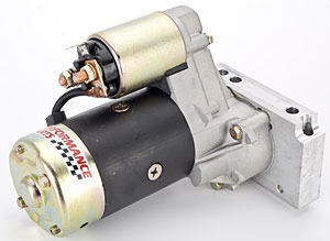 GM Performance Parts Licensed H-D High Torque Gear Reduction Starter