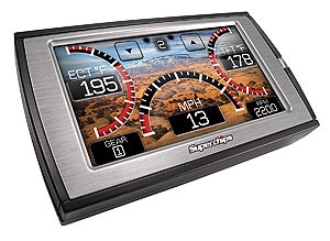 1998-10 Jeep Trail Dash Programmer
